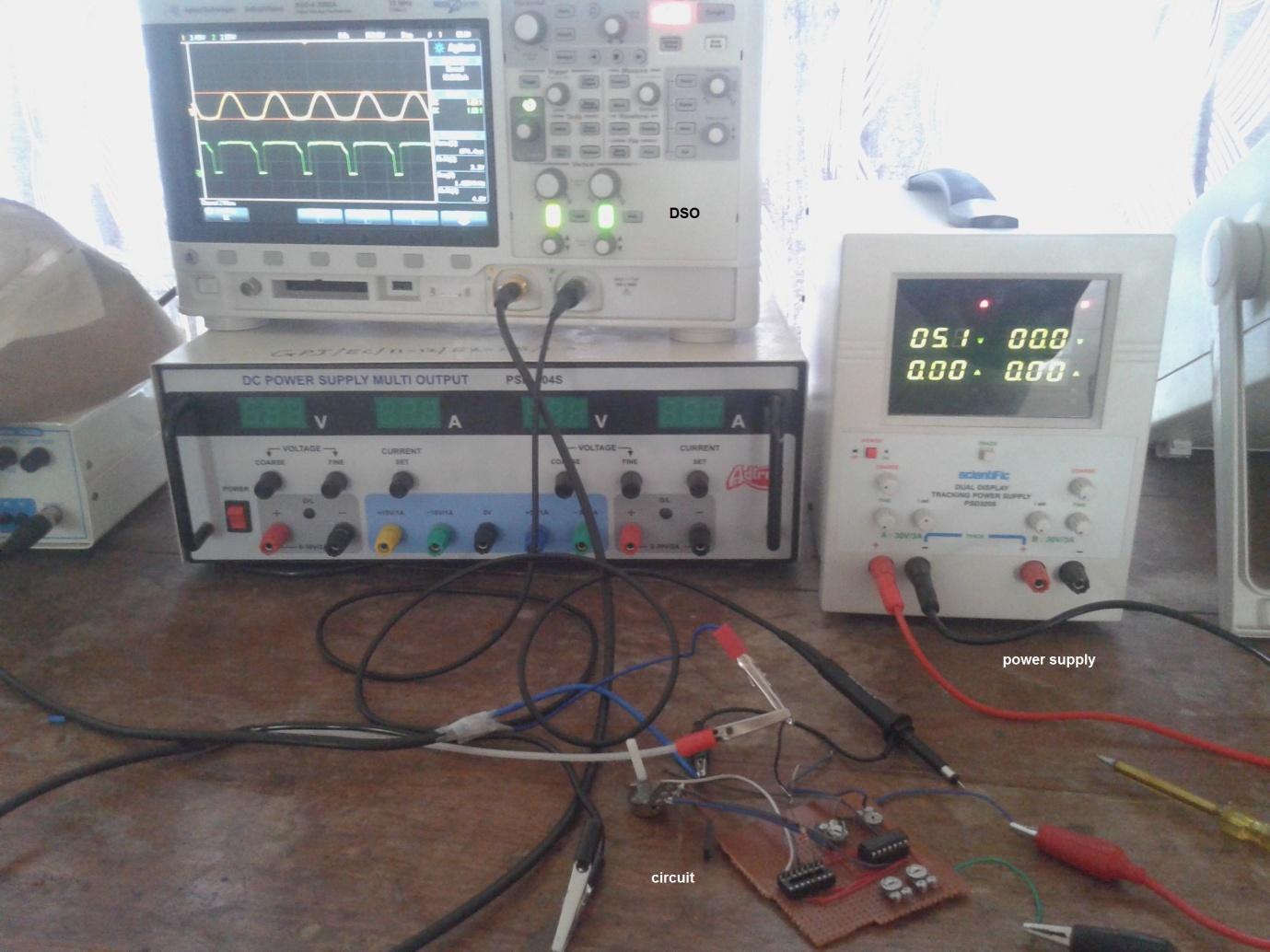 Input Voltage Limiter