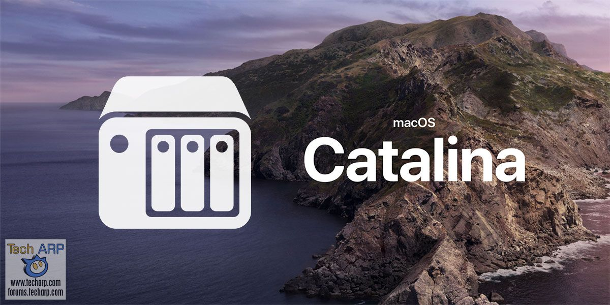 How To Fix NAS Connection Failure In macOS Catalina