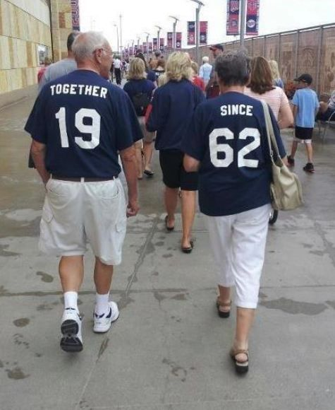Cute Old Couples, 50th Wedding