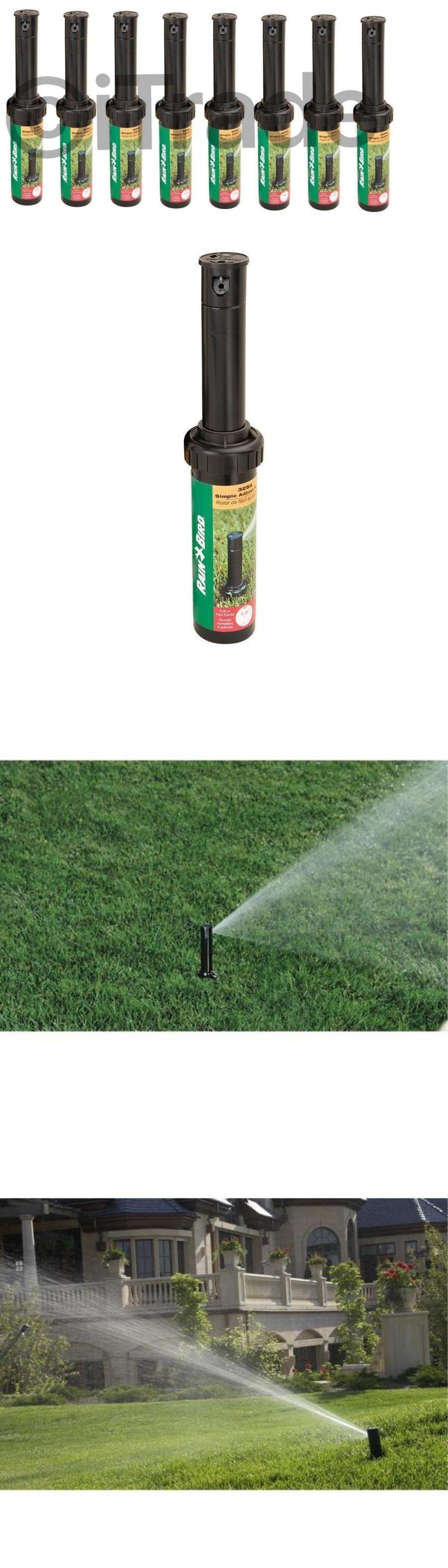 Lawn Sprinklers 20542 *Lot Of 8* Rain Bird 32Sa 4