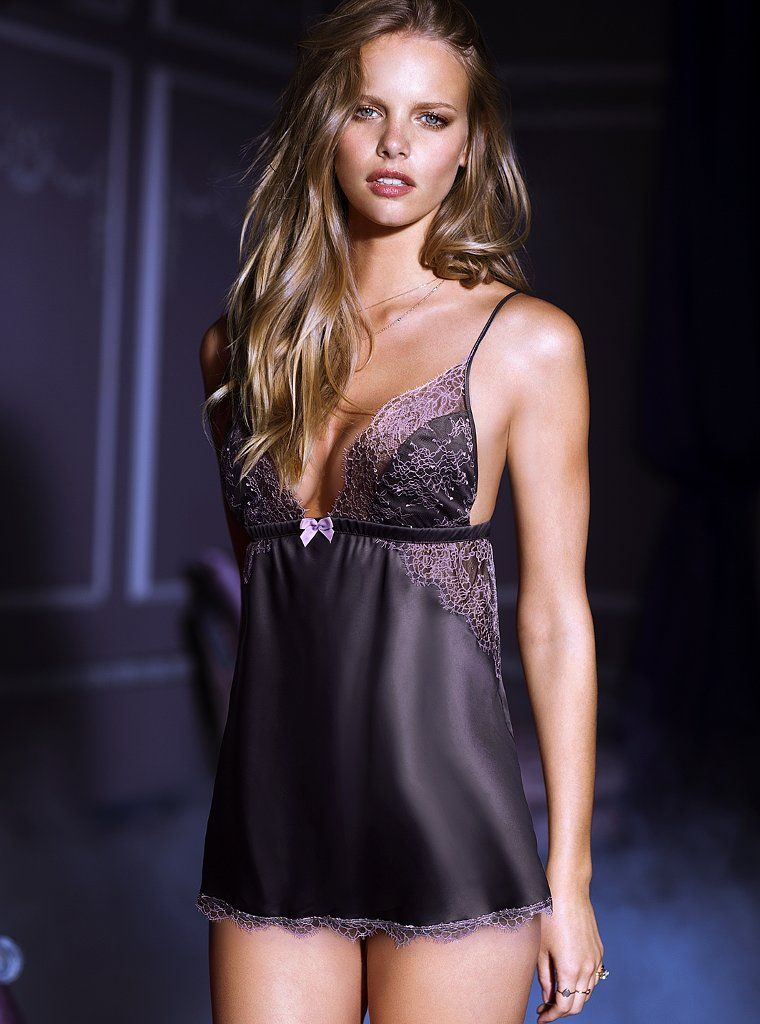 Marloes Horst Victoria's Secret Lingerie September 2013 - 3