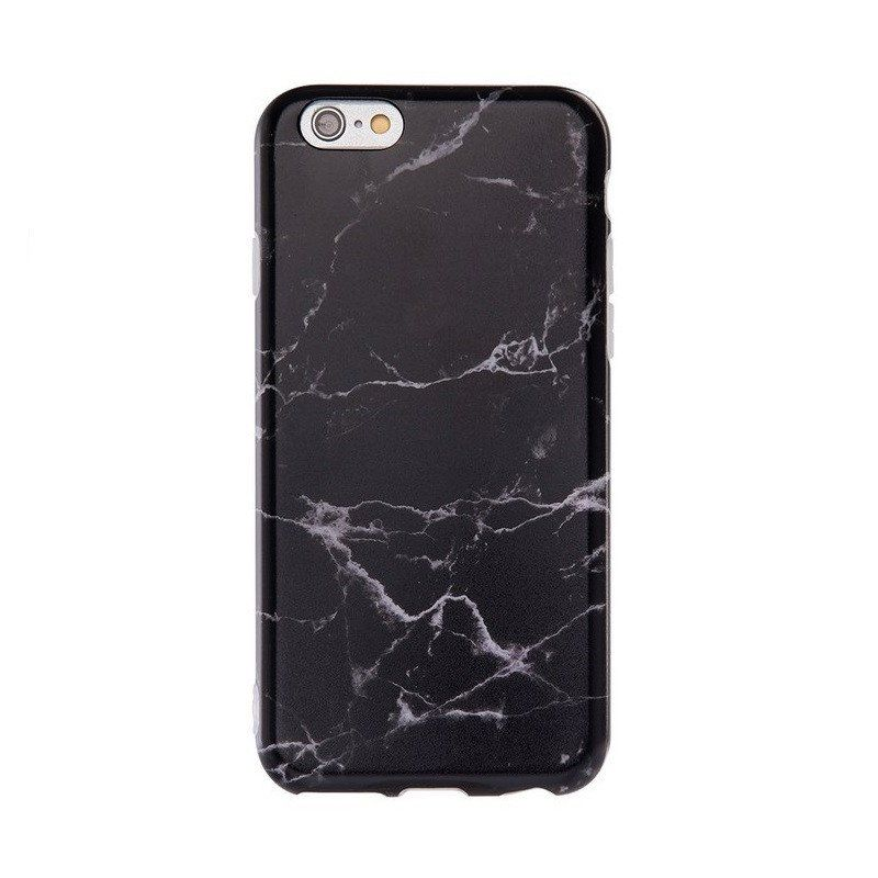 funda iphone 6s marmol negro