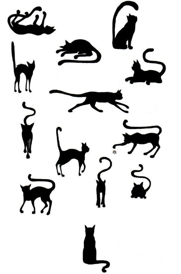 kedi dövme dövmesi desenlerine buradan bakabilirsiniz cat tattoos - Dream Tattoo Forum