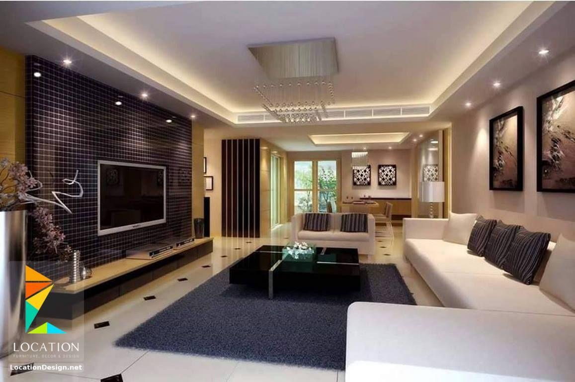 غرفة المعيشة ديكور غرفة معيشة
