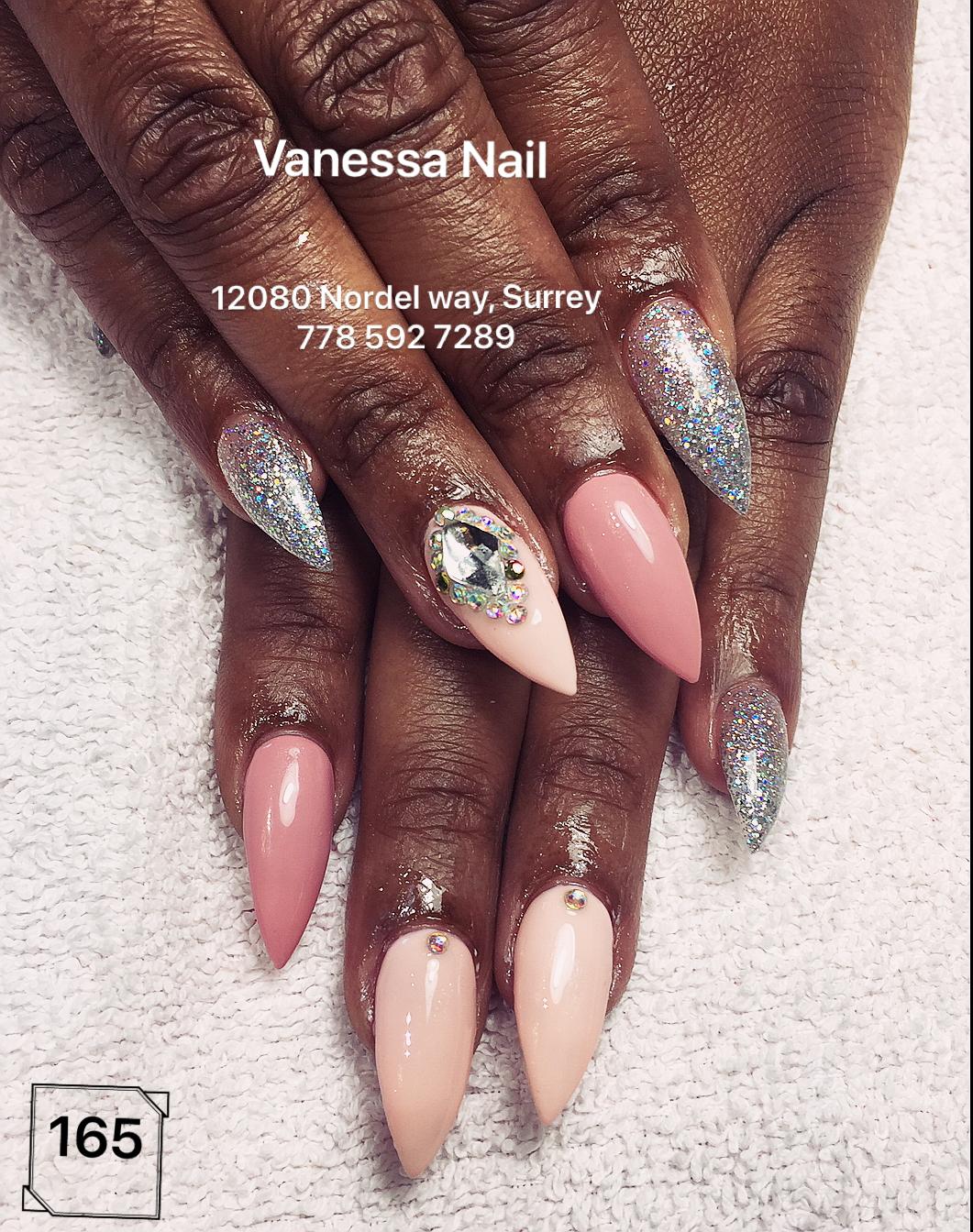 Vanessa Nail Spa Nail Salon Open In Surrey Near Me Surrey Bc Vanessa Nails Nail Spa Natural Nail Care