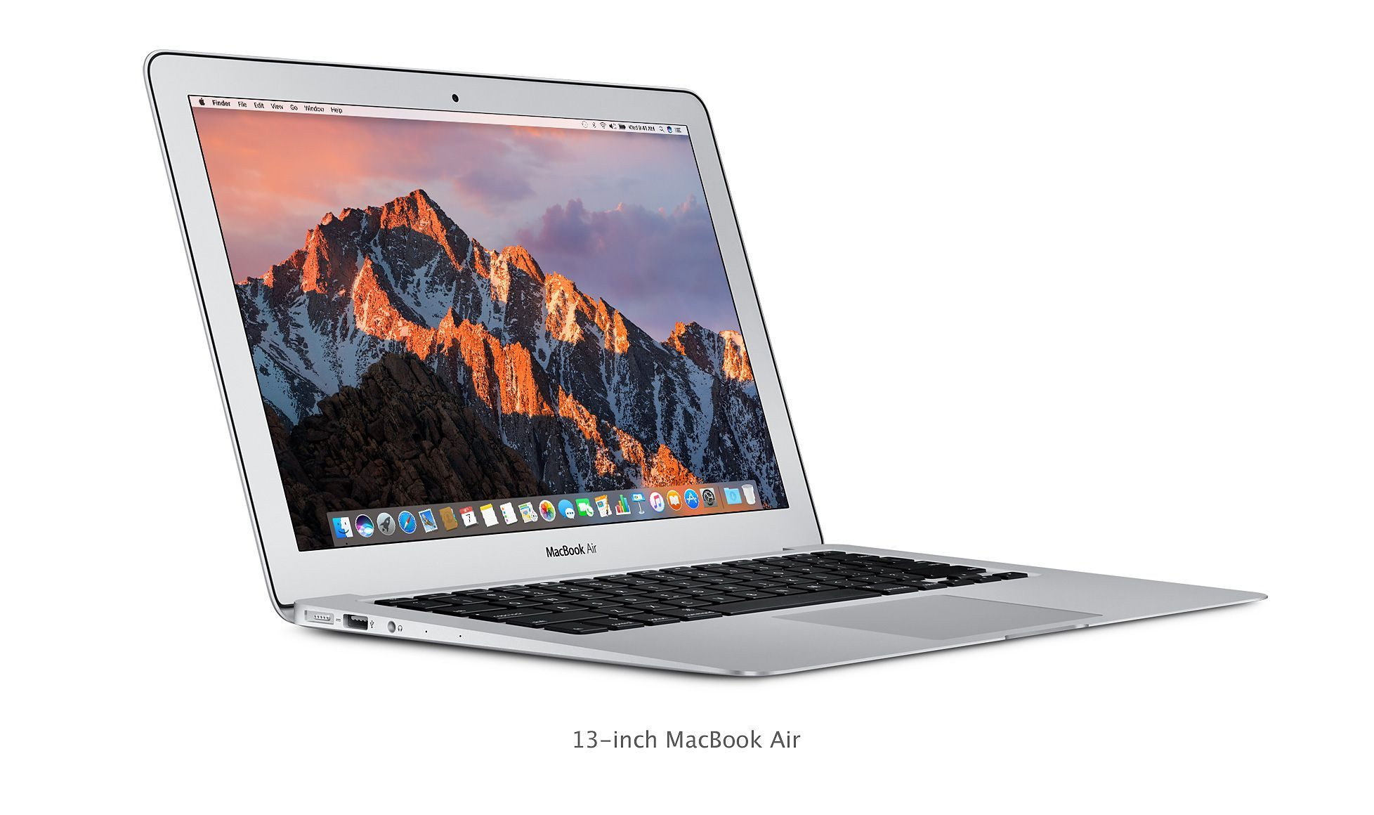 Select your model and customize your MacBook Air
