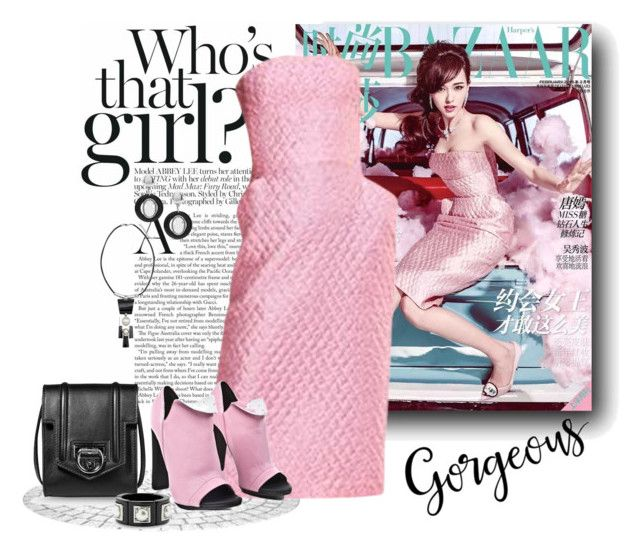 """Who's That Girl - Gorgeous"" by leanne-mcclean ❤ liked on Polyvore featuring Ermanno Scervino, Reece Hudson, Balenciaga and Chico's"