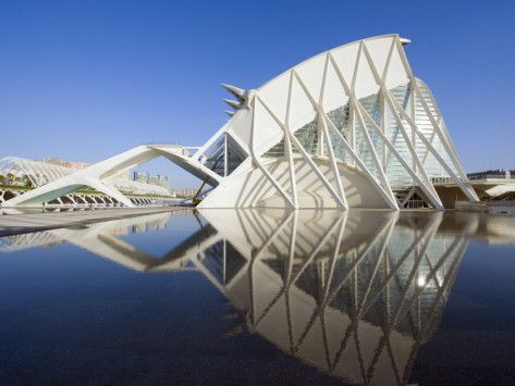 science museum architect santiago calatrava city of arts. Black Bedroom Furniture Sets. Home Design Ideas