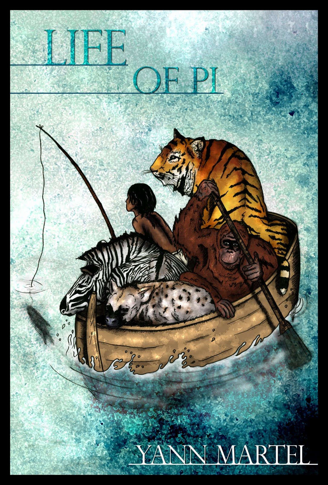 Life of Pi: Croatian Illustrator Takes on a Modern Classic ...