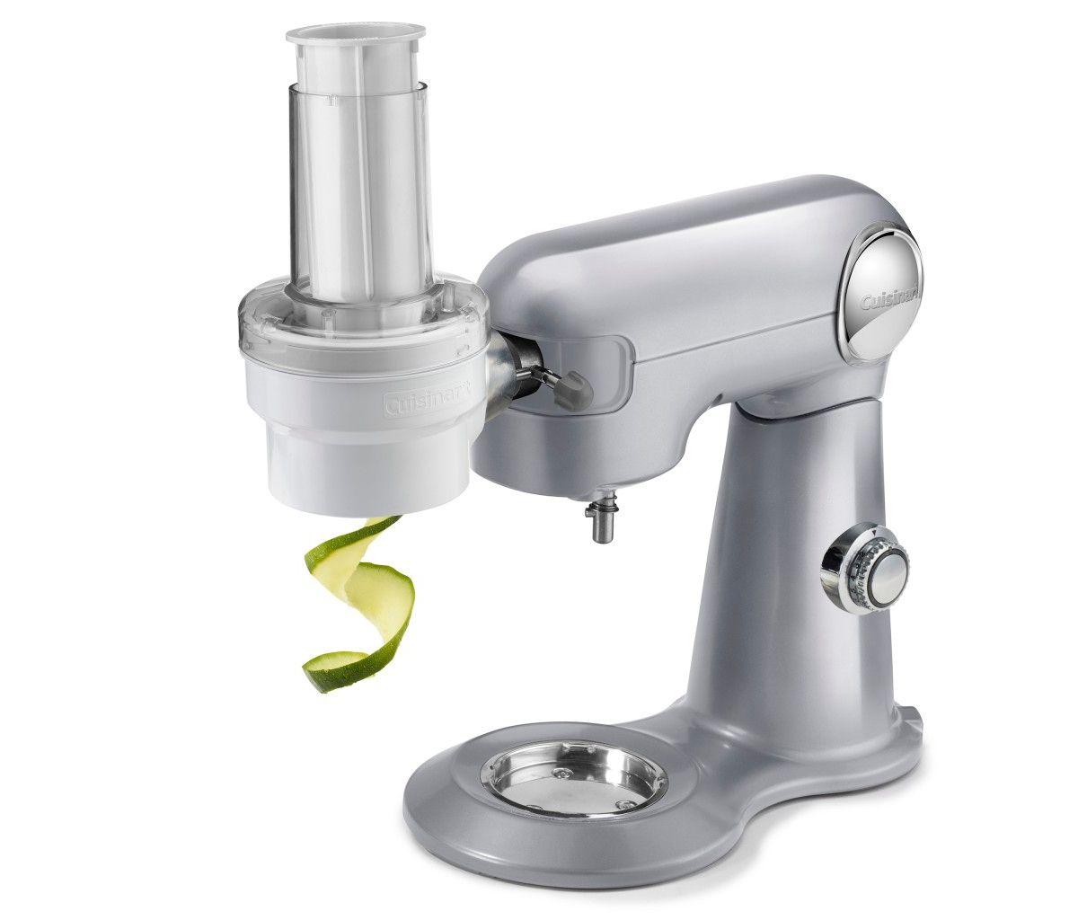 Cuisinart spi50 prepexpress spiralizerslicer attachment