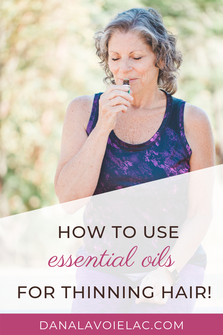 The 3 Best Essential Oils To Use With Menopausal Hair Loss