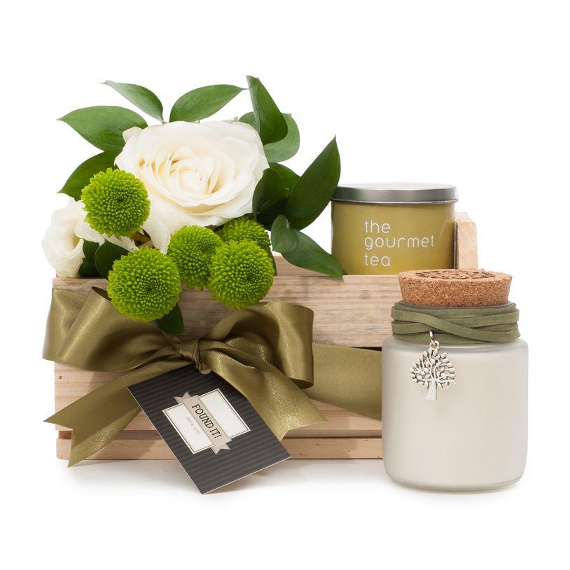 2f53e369b0cb3a Esse box é delicado e relaxante. Um presente perfeito para namorada ...