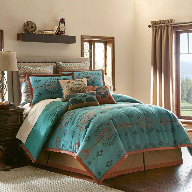 Southwestern Decorating Ideas Southwestern Bedding