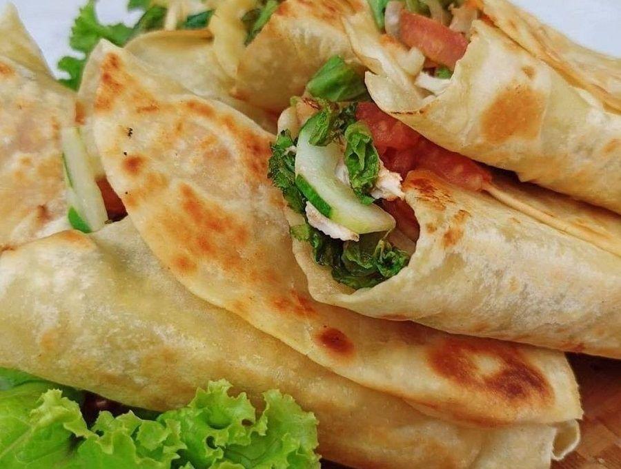 Resep Kebab Ayam Sederhana Cuma 5 Langkah Resep Makanan Beku Kebab Resep