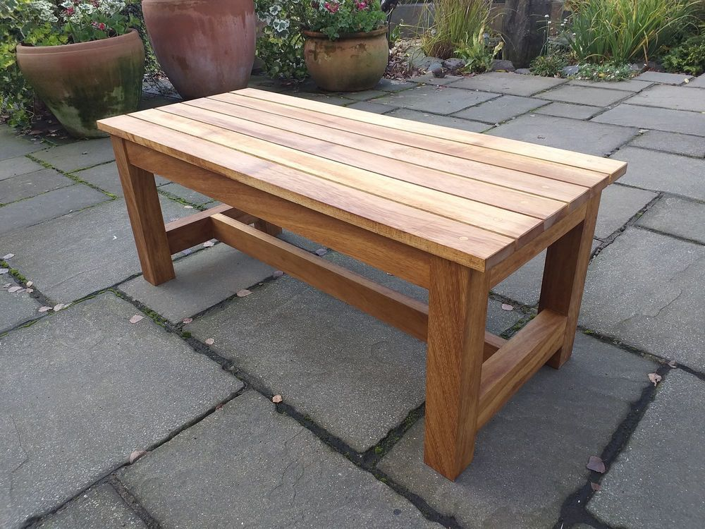 what timber to use for outdoor furniture