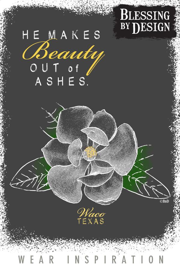 Waco Texas Magnolia Beauty Womens T Shirt In 2019 Wear