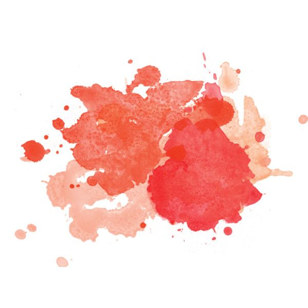 Thea S Splashes Liked On Polyvore Watercolor Splash