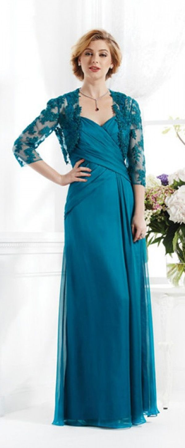 Unique Silk Like Chiffon Sweetheart Neckline Floor-length A-line ...