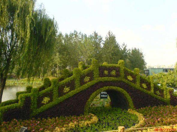 Nature\u0027s bridge For the Home Pinterest Bridge, Garden - chinesischer garten brucke
