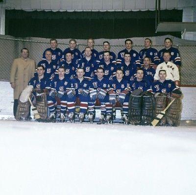 Jack Riley Coach Of 1960 Gold Medal Winning U S Hockey Team Dies At 95 With Images Hockey Teams Us Hockey Team Olympic Hockey