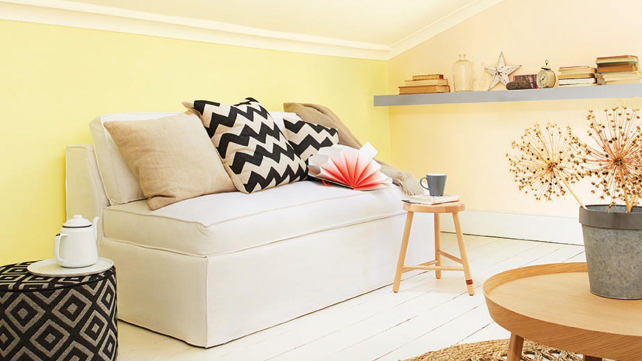 boglárka sárga dulux a nappaliba | NAPPALI | Pinterest | Decorating ...