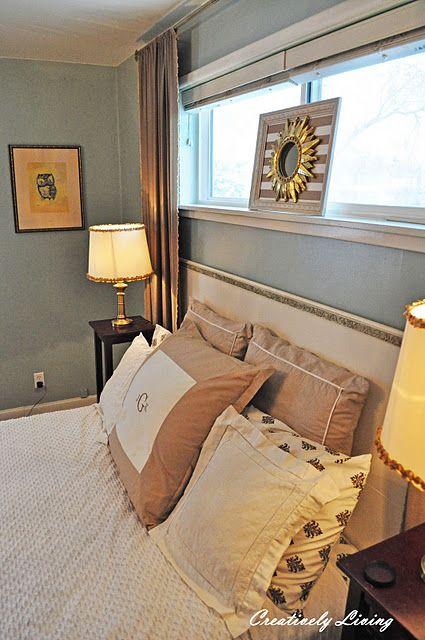 farmhouse style bedroom decor