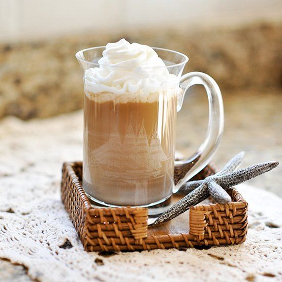 The Ultimate Winter Cocktail With Kahlua, Coffee, Cream