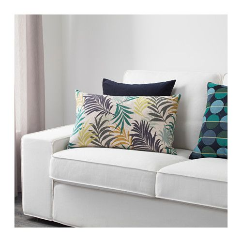 Gillhov Cushion Cover Ikea The Matches Perfectly With Several Sofas And Chairs In