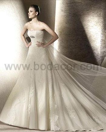 Vestidos novia outlet huesca
