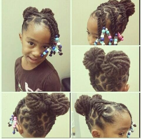 Pin By Lola Oh On Kids Locs Natural Hair Styles Kids Hairstyles Girl Hairstyles