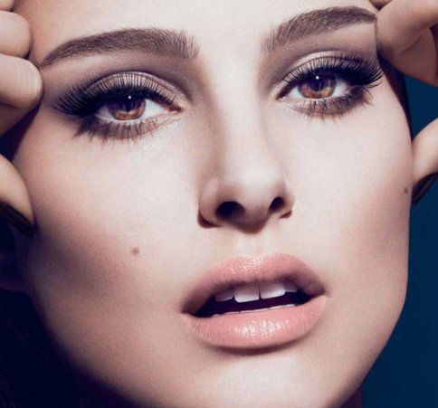 6abbec498dc Dior Ad Banned as Natalie Portman's Eyes Look Too Damn Beautiful | Adweek