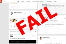 Google+: Zwei Jahre später und noch immer ein Flop? Sei dIhr auch der Meinung? #socialmedia