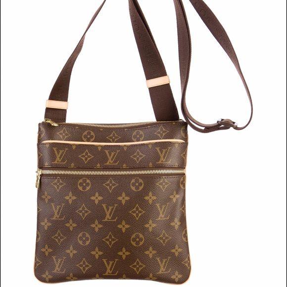 Sold Louis Vuitton Valmy Crossbody Bag My Posh Picks Pinterest