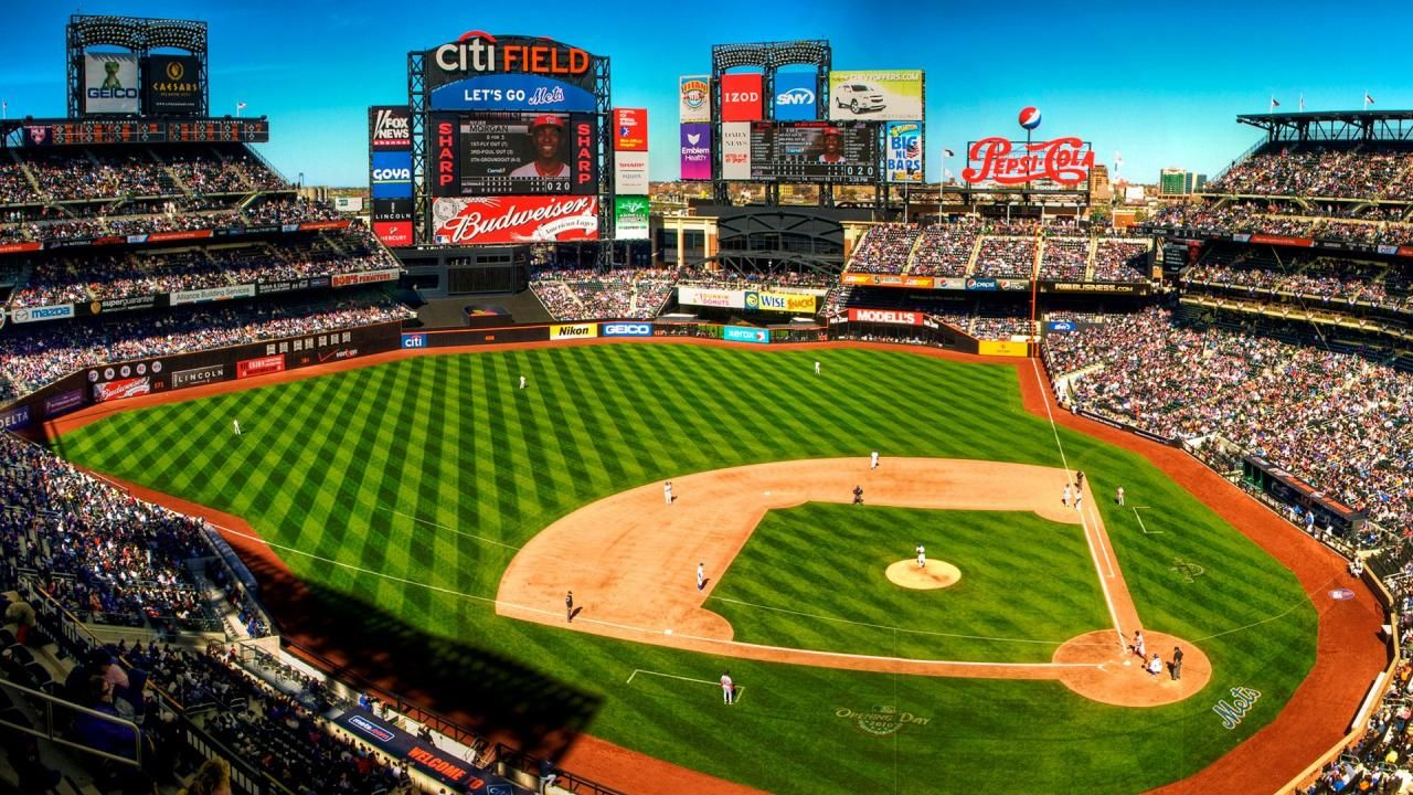 Yankee Stadium Background Hd New york mets baseball, New