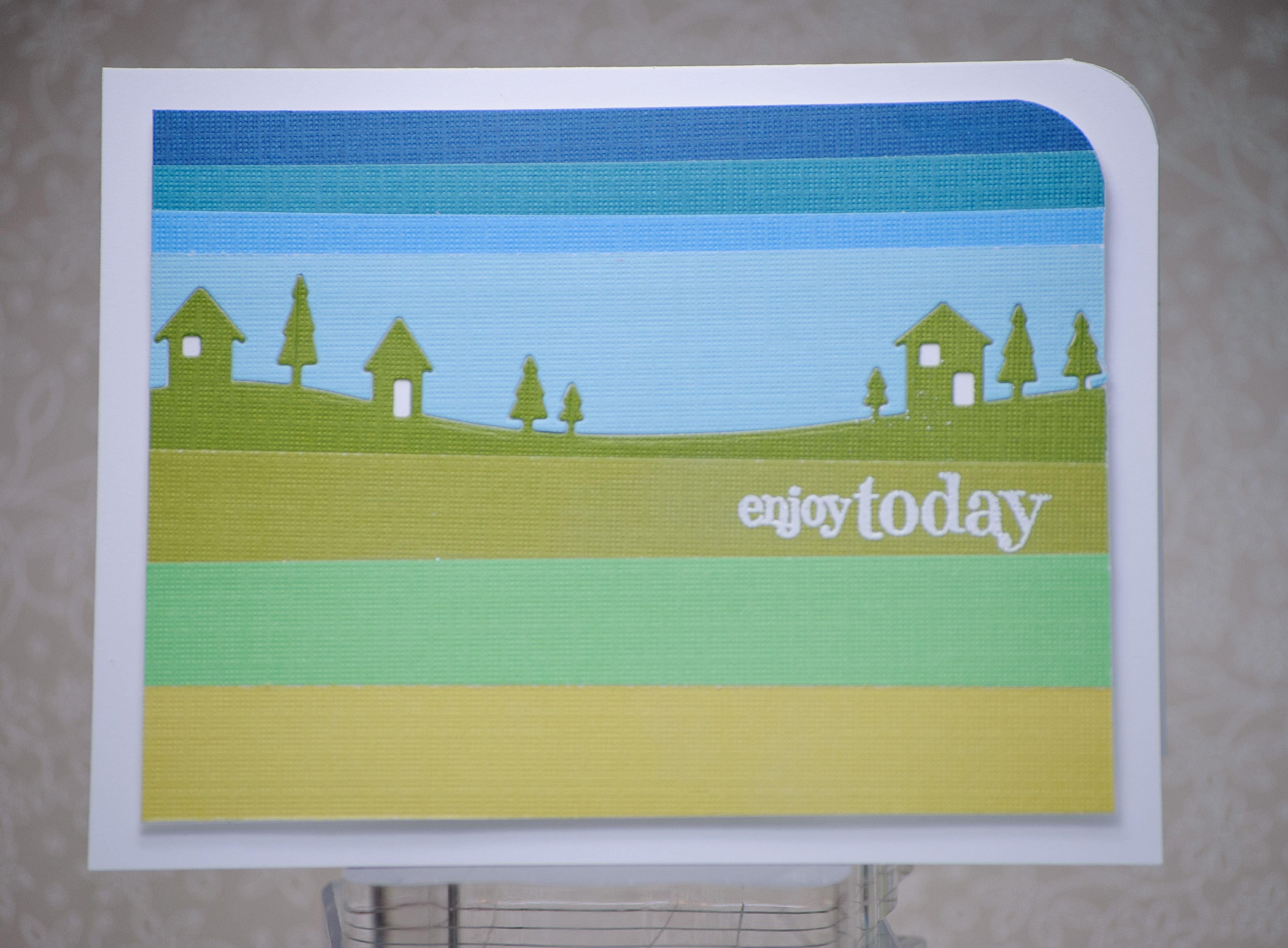 Enjoy Today | Cardography