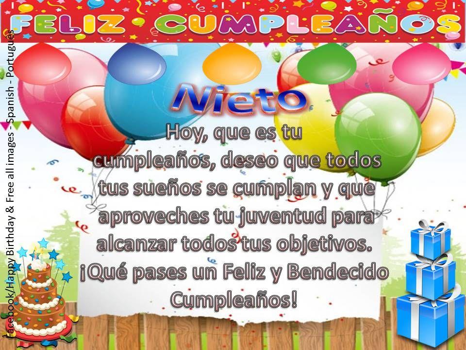 Nieto u250ciiiii u2510Felíz Cumpleaños u250ciiiii u2510 Screenshots Feliz cumpleaños sobrino, Feliz cumpleaños