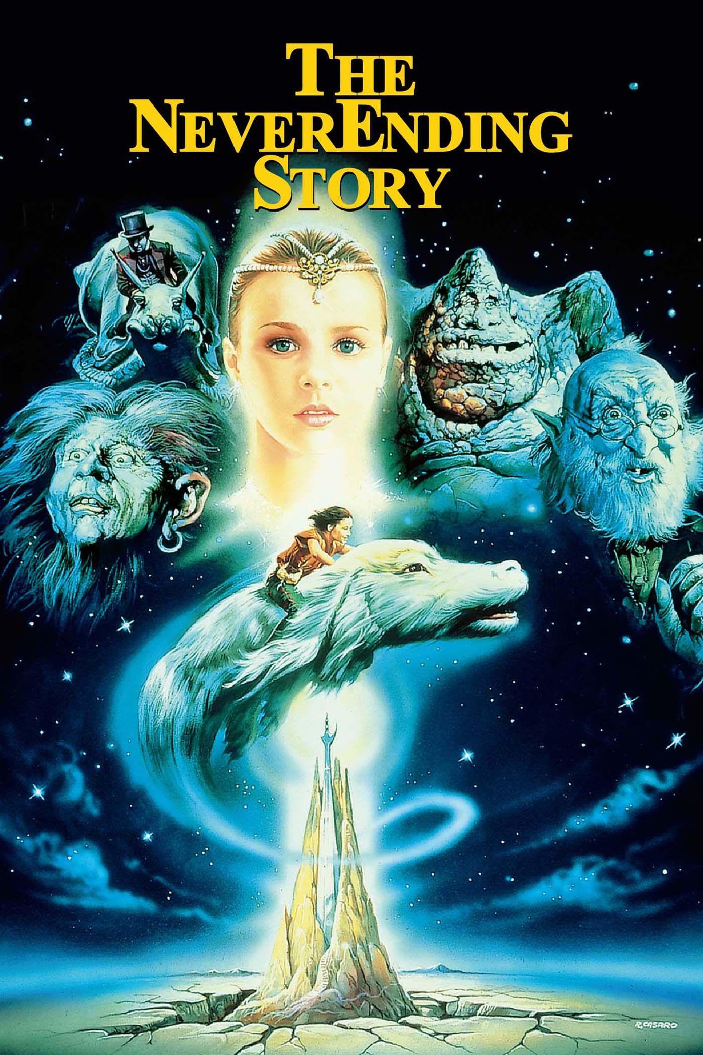 The Neverending Story La Historia Sin Fin Ost Identi Peliculas Fantasia La Historia Sin Fin Peliculas Divertidas