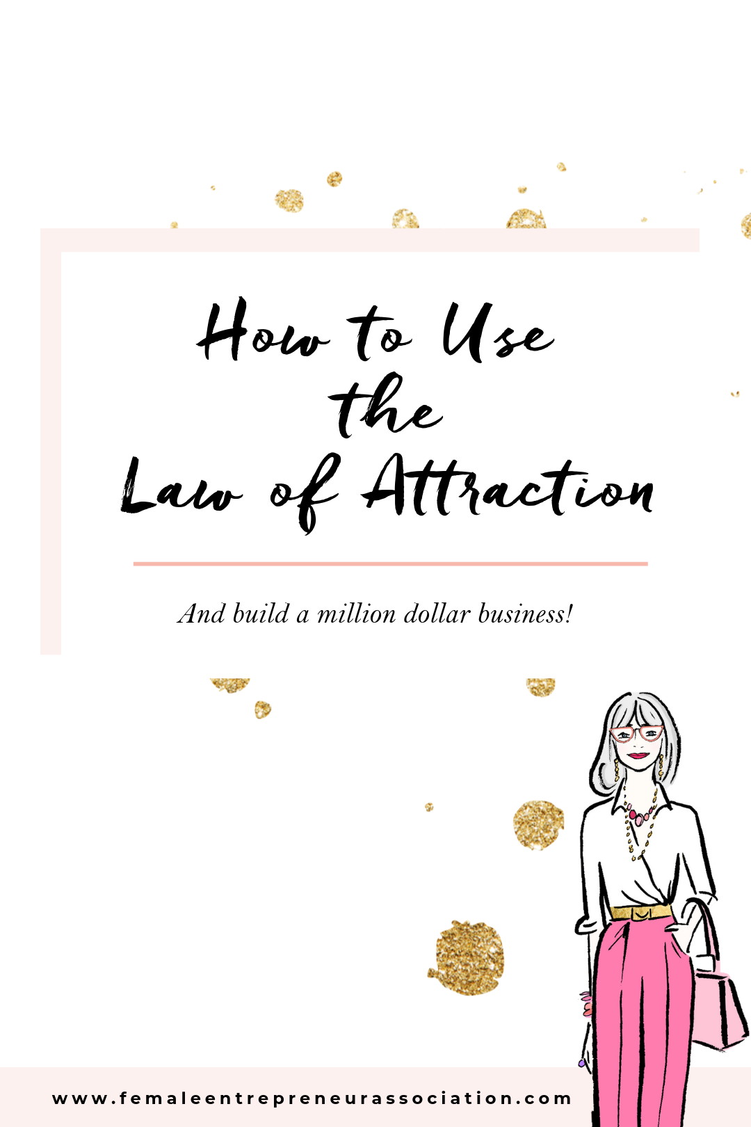 How To Use The Law Of Attraction For Success Free