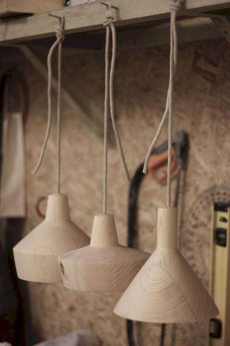 inspiring diy wooden lamps decorating ideas lighting pinterest