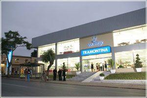 Via Inox Loja Exclusiva Tramontina - Lojas