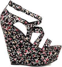 Image result for wedges heels 2013