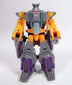 1997 Hasbro TRANSFORMERS Cybertron Series MEGATRON Decepticon Space Car Vehicle