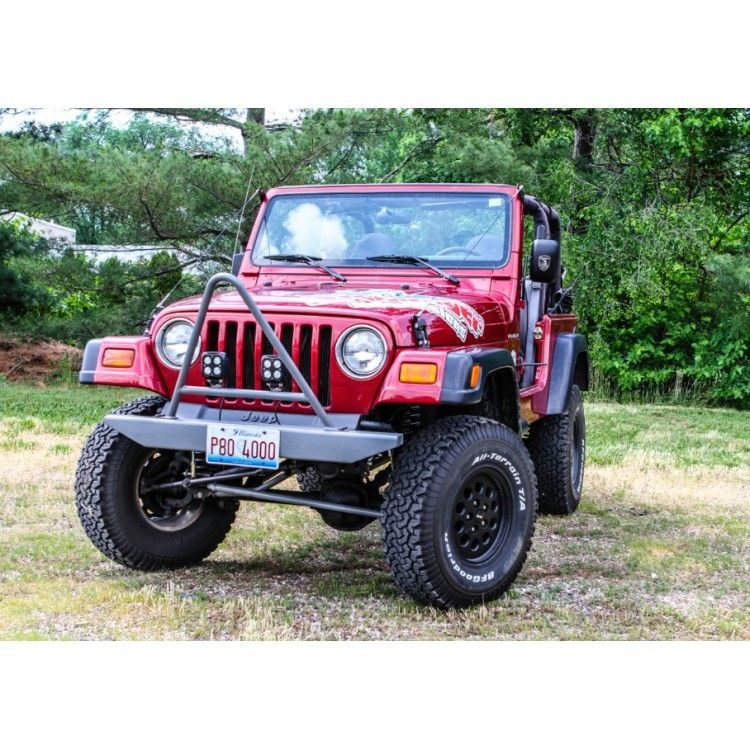 Bolt On Stinger with Light Bar | Jeeps, Vehicle and Cars