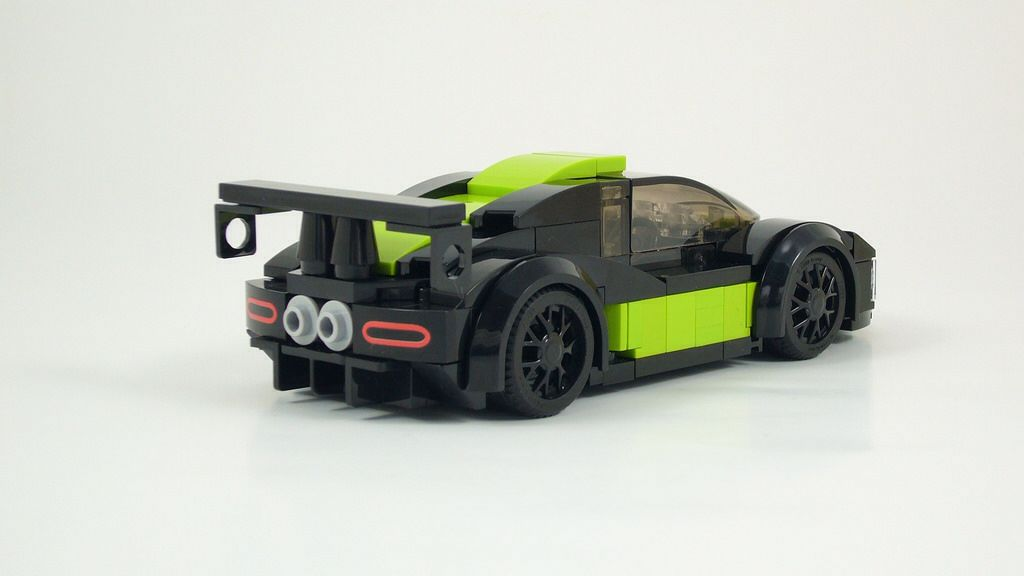 Supersportwagen Supercar Gt3 03 Lego Lego Creations