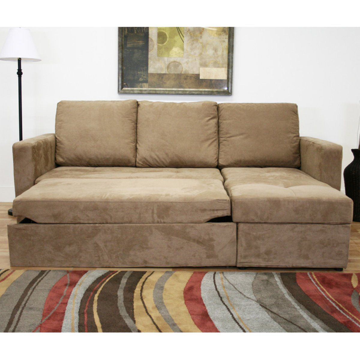 Affordable But Durable Microfiber Sectional Sofa ashley