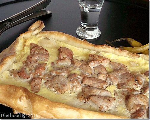 Traditional Пастрмајлија – Macedonian Pizza