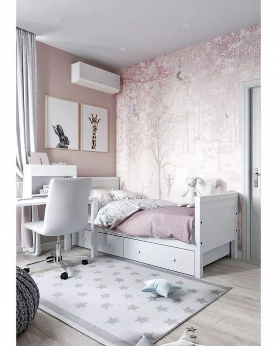 20 Brilliant Small Bedroom Ideas for Girls (With images)