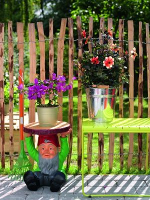 Fabulous garden – Gnome by Philippe Starck