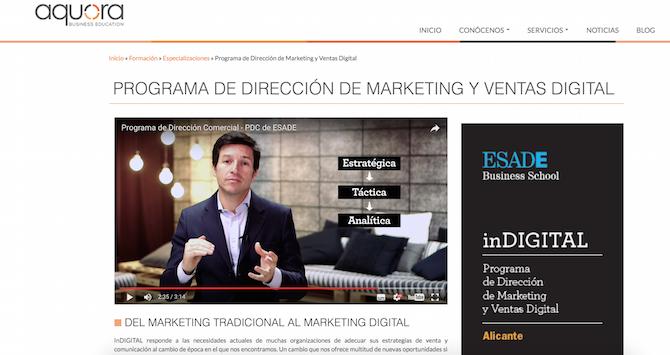 Directivos y profesionales 'analógicos' se adaptarán a los retos del entorno digital — Alicante Press  #ESADE #Marketing #Ventas #InDigital @jcrequena  @alicantepress  @deloitte