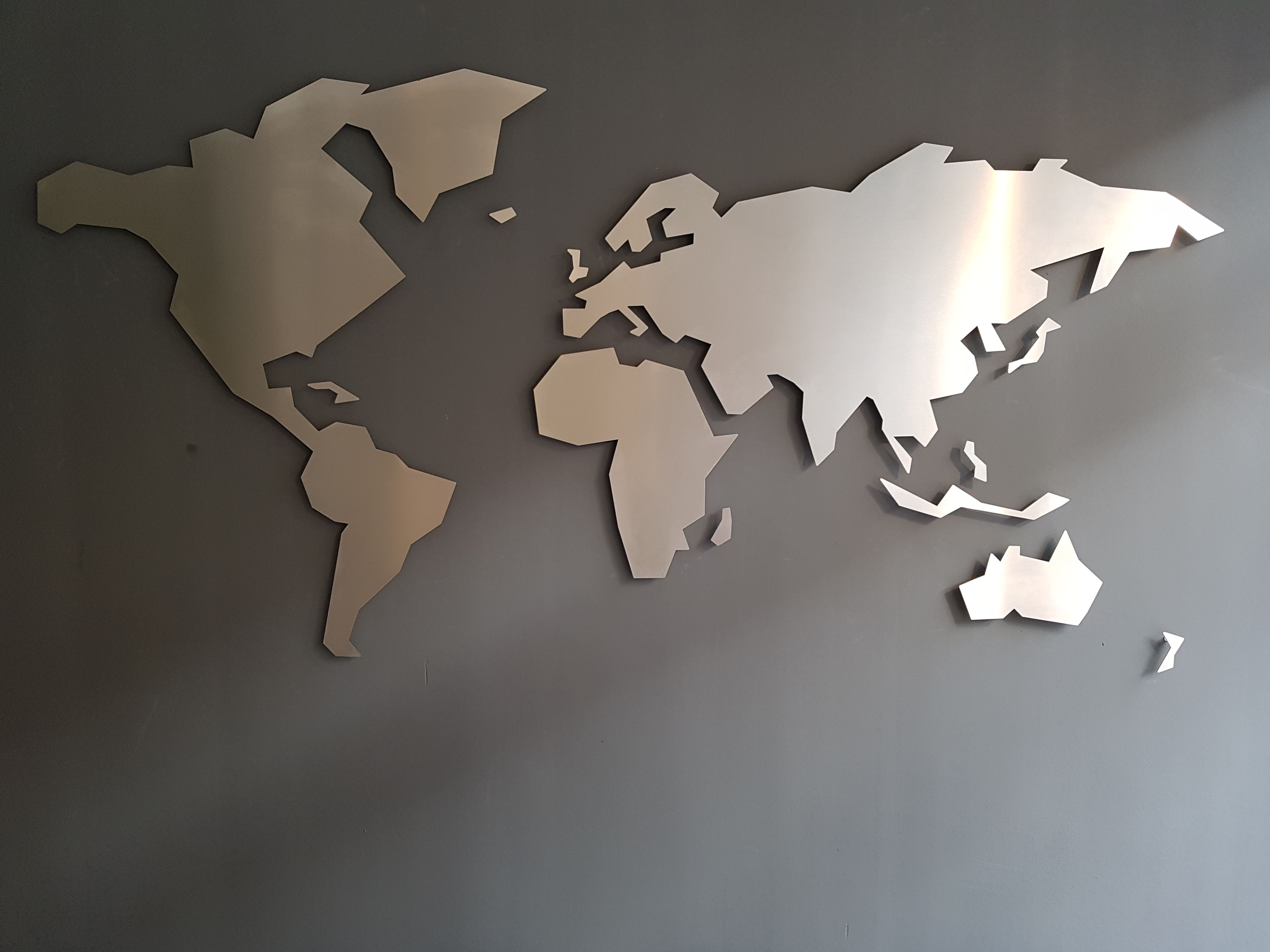 Where Is Holland On The World Map